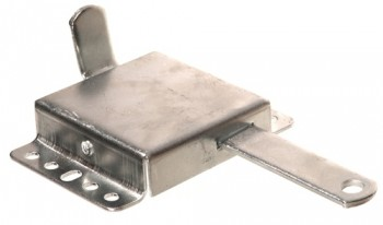 Universal Slide Lock For 2″ And 3″ Track