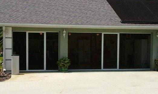 Lifestyle Garage Door Screens