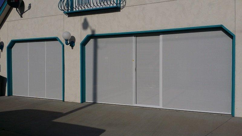 Lifestyle Super Garage Door Screens