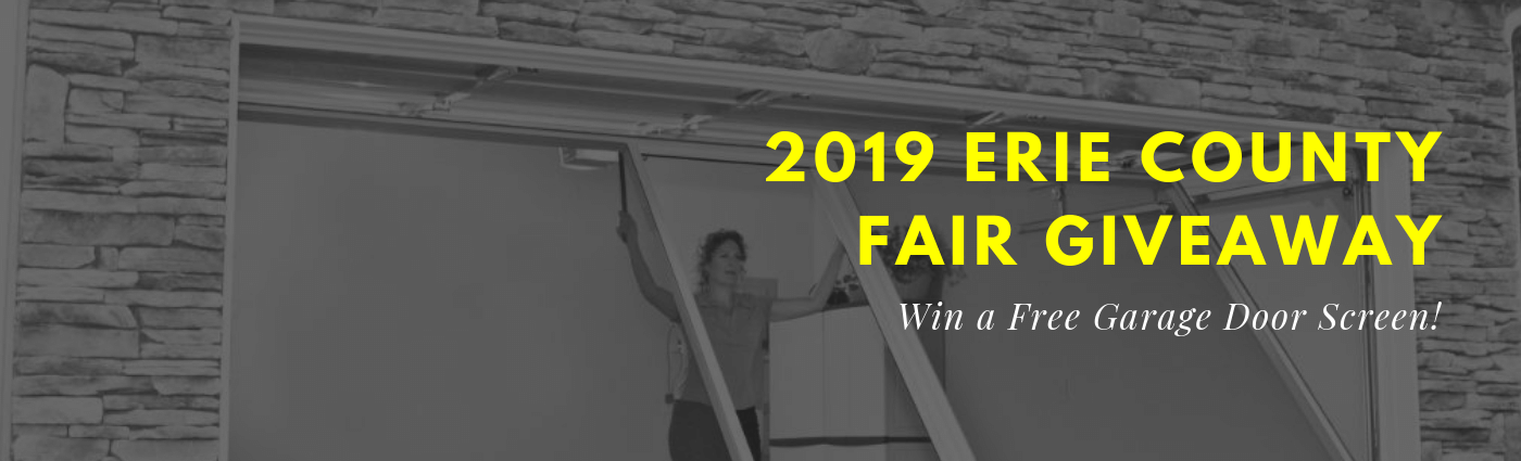 2019 ERIE COUNTY FAIR GIVEAWAY