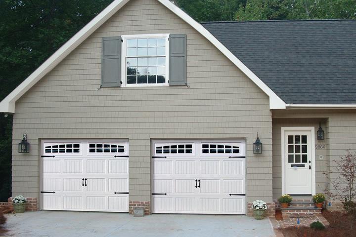 Aspen Series Steel Residential Garage Doors National