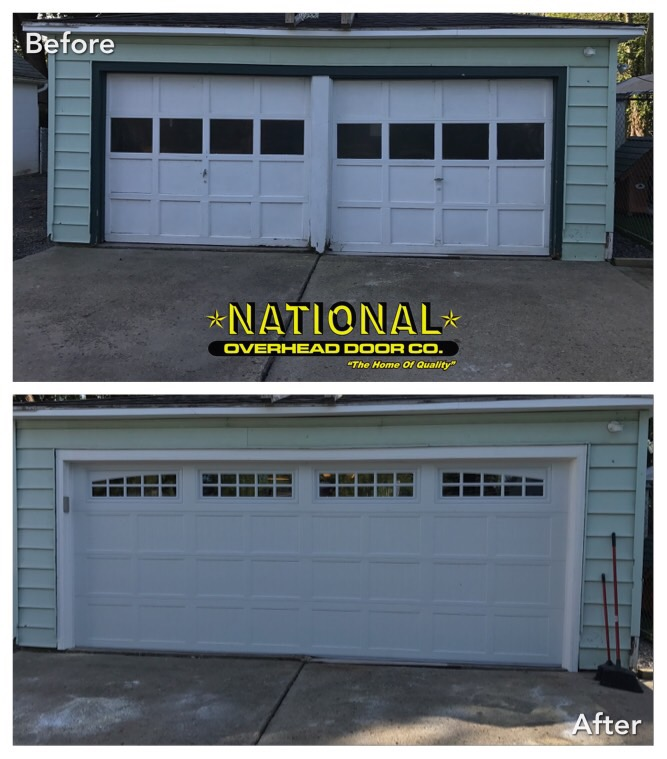 Aspen Ap138 Steel Garage Doors National Overhead Door
