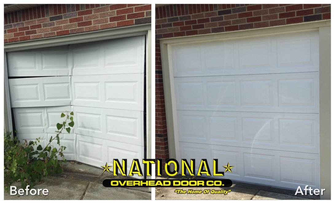 Raynor Residential Garage Doors Buffalo New York