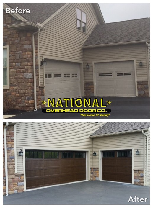 Richards Wilcox Grandview Garage Doors Buffalo Ny National Overhead Door