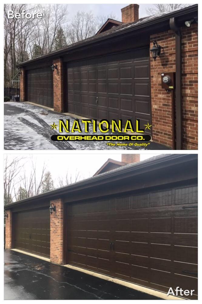 Richards Wilcox Premium Garage Door Buffalo New York