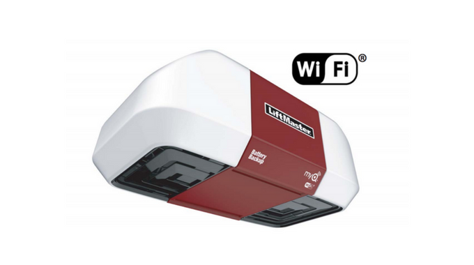 National Overhead Door Liftmaster 8550w Wi Fi Garage Door Opener