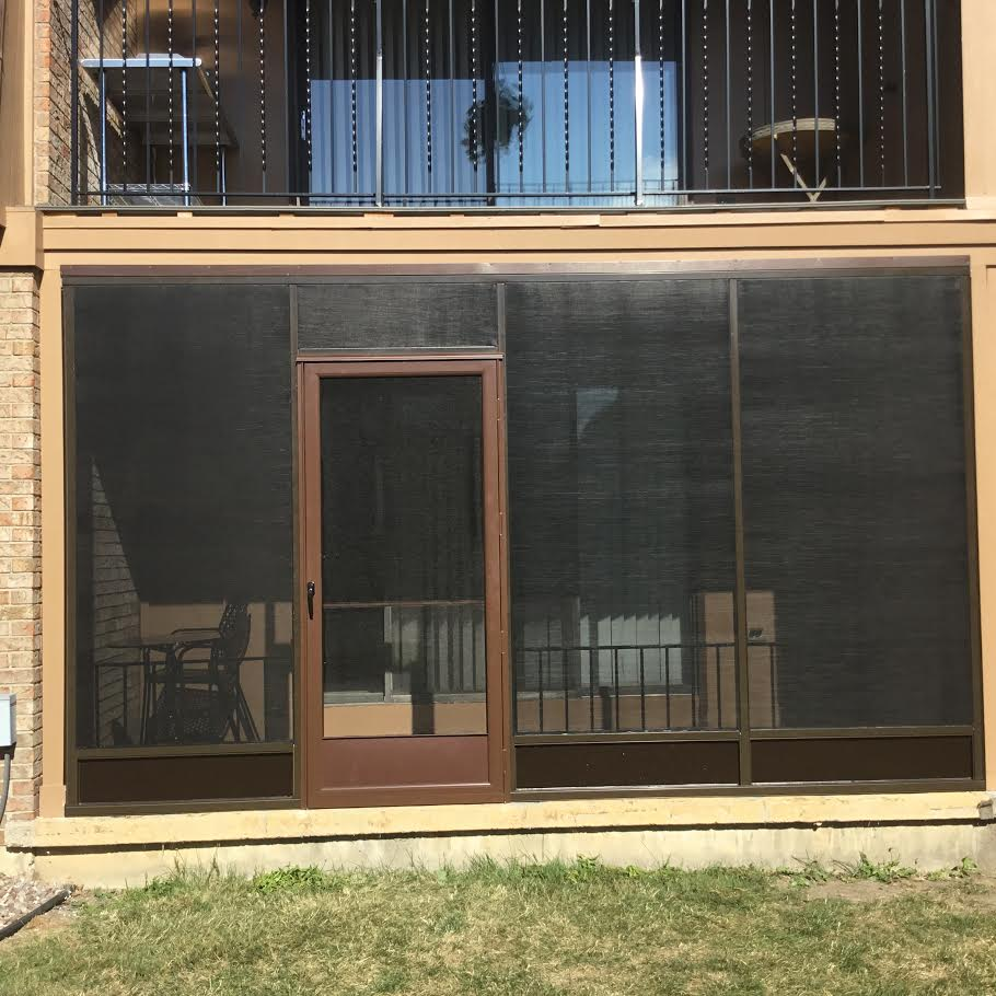 Patio Enclosures Ask us for ... & Residential and Commercial Entry Points and Special Services ...