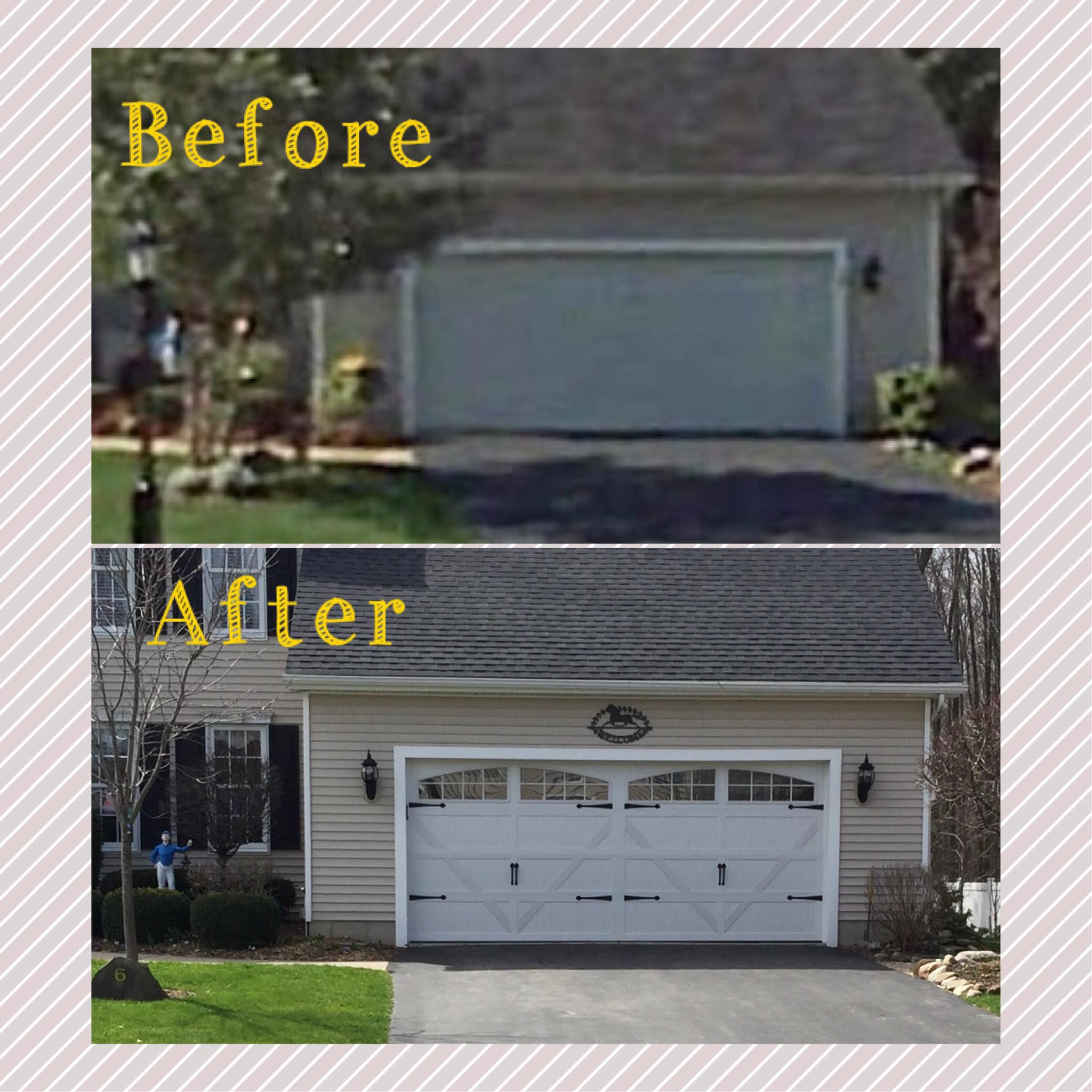 Custom Garage Door 2