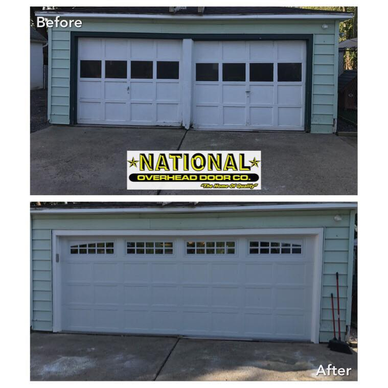 Custom Garage Door 4